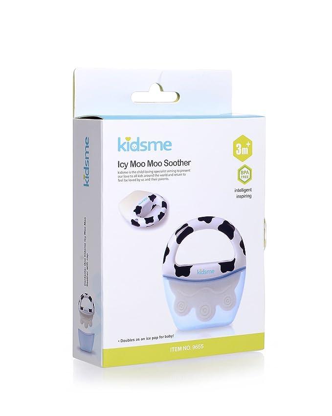 Kidsme Icy Teether Baby /& Infant Freezable teething