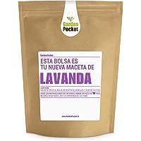 Garden Pocket - Kit de Cultivo de LAVANDA - Bolsa Maceta
