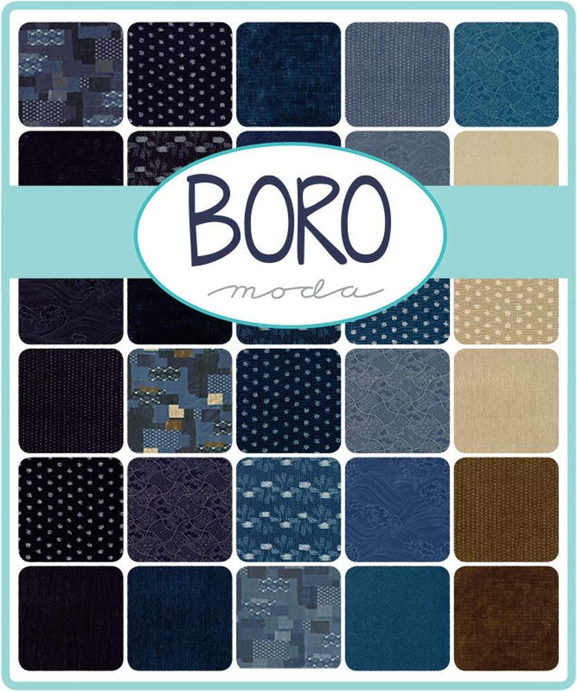 Moda Fabrics Boro AB 30 skus by MODA (Image #2)