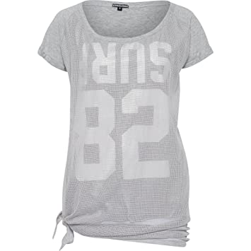 212ec788b3007b Chiemsee Women's T-Shirt, Oversize: Amazon.co.uk: Sports & Outdoors