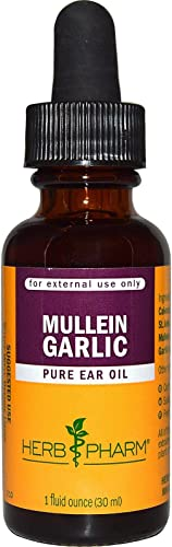 Herb Pharm, Mullein Garlic Compound, 1 Fl Oz