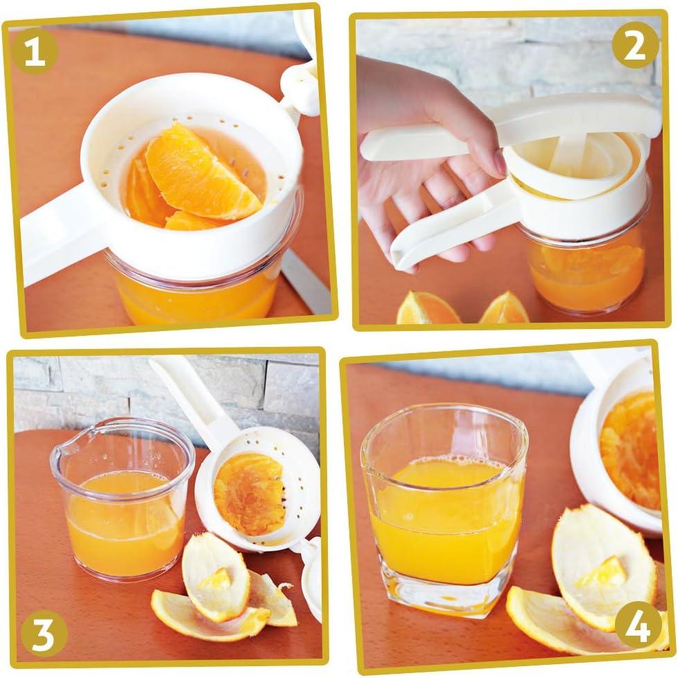 Orange past/èque citron fruits b/éb/é combinaison en plastique /épais manuel Pressage de la machine /à jus