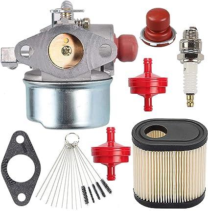 Carburetor carb for Tecumseh LEV100 338029F engine part number 640350