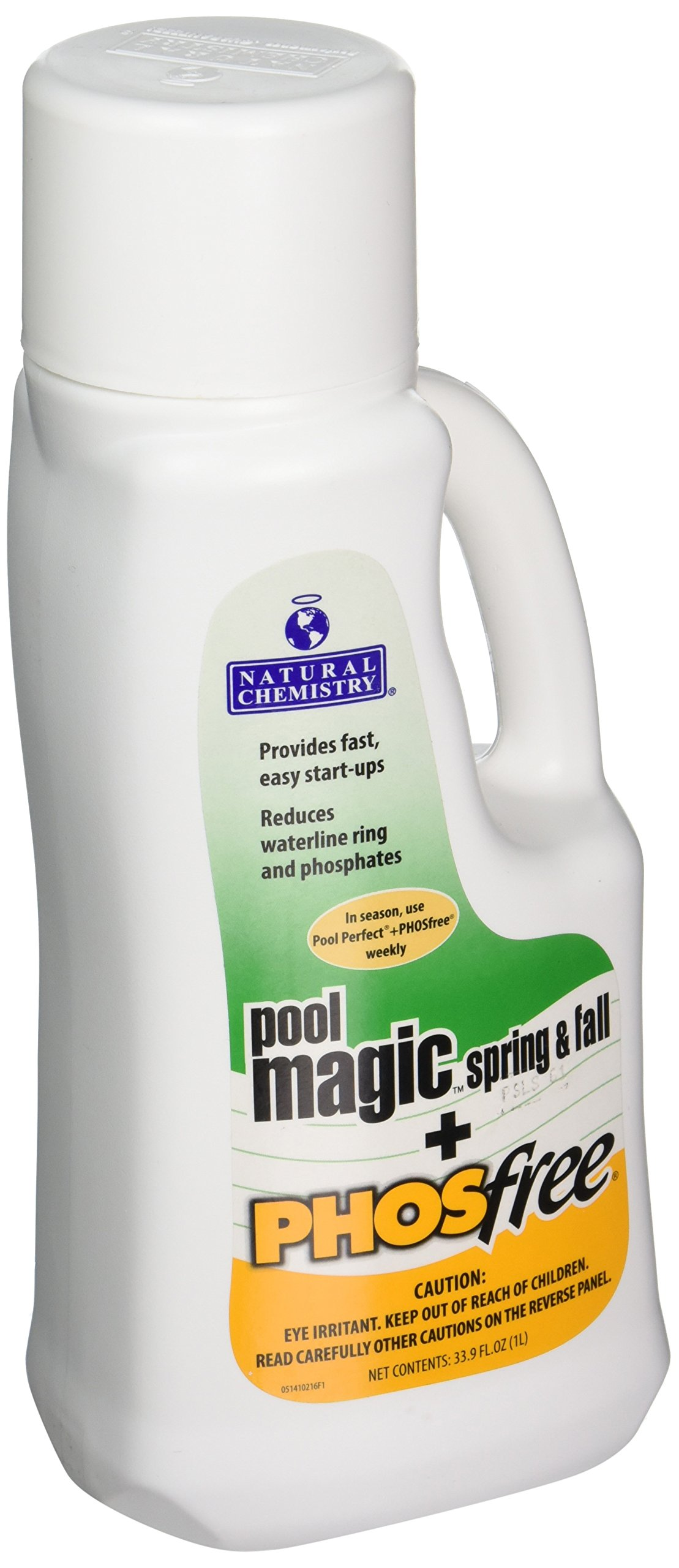 Natural Chemistry 05141 Pool Magic Phosfree, 1-Liter by Natural Chemistry