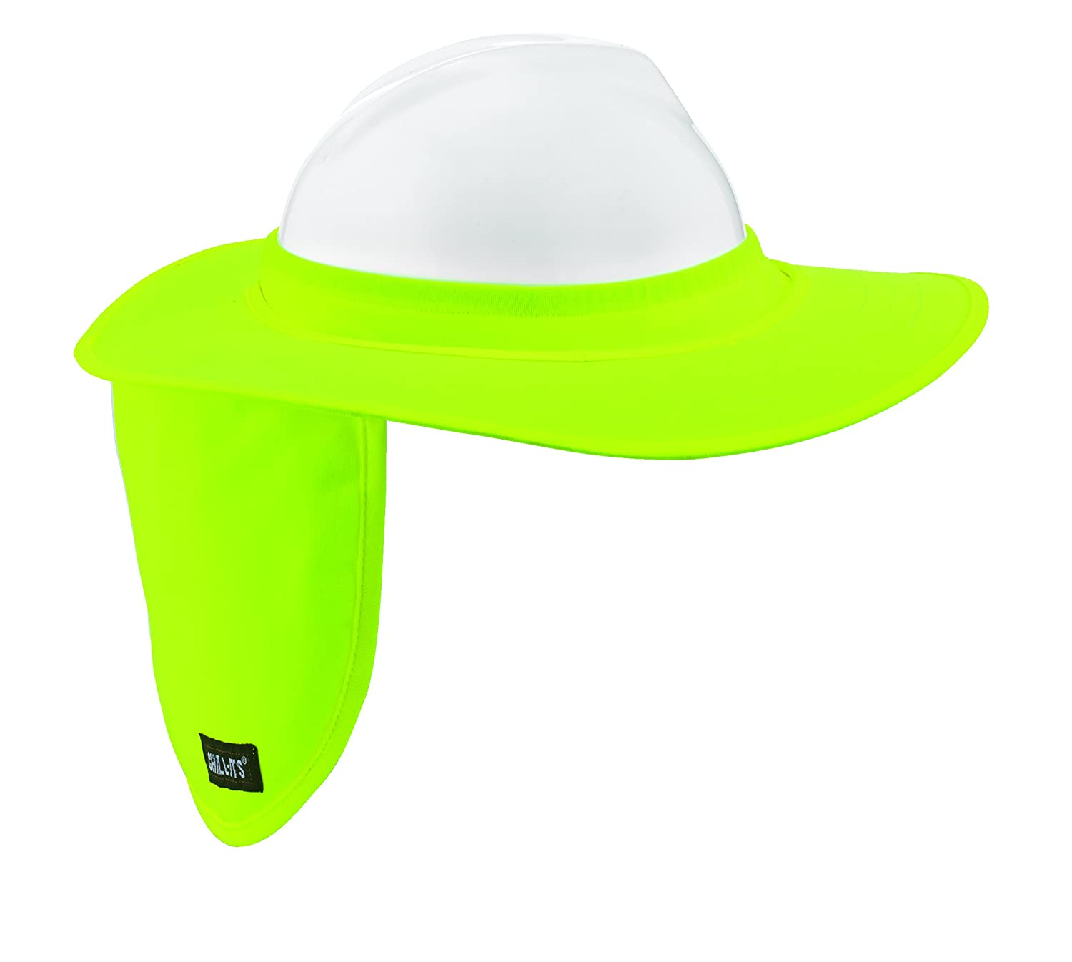 46a29acbefd Ergodyne Chill-Its 6660 Attachable Hard Hat Brim with Neck Shade ...