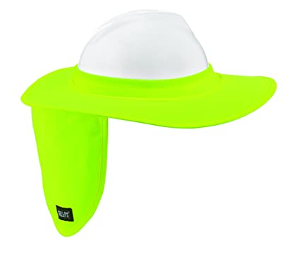 3bc7a623269 Ergodyne Chill-Its 6660 Attachable Hard Hat Brim with Neck Shade ...