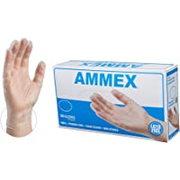 100-Count 4-mil Latex-Free Vinyl Gloves