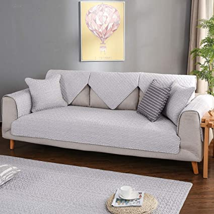 Genial Royhom Sofa SEAT Cover Sofa Protector Keeps Furniture Safe From Kids Dogs  Pets (Not Include