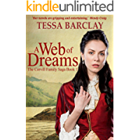 A Web of Dreams (The Corvill Family Saga Book 1)