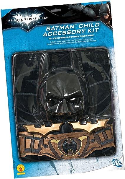 Disfraz de Batman, talla S: Amazon.es: Ropa y accesorios