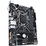 Gigabyte H310M-H HDMI and VGA Port Ultra Durable motherboard with 8118 Gaming LAN, Anti-Sulfur Resistor, Smart Fan 5