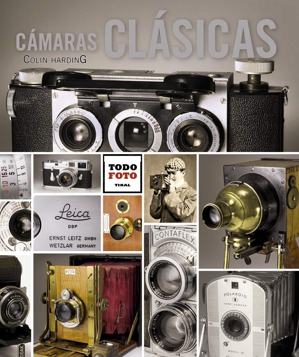cámaras clásicas (Todo foto): Amazon.es: Tikal, Equipo: Libros