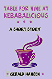Table For Nine At Kebabalicious: A Short Story (The Derry Women Series Book 6)