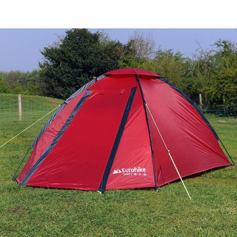 Eurohike Tenda Tamar 2 Man, Rosso, Taglia Unica