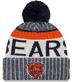 7e13f1e310a5f3 Chicago Bears New Era 2017 NFL Sideline On Field