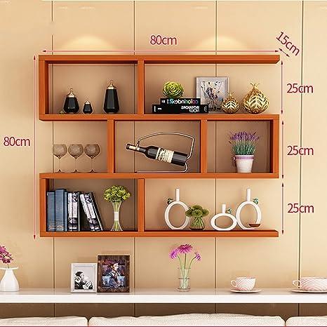 étagères Tablette étagère Murale Armoires De Rangement Mural Chambre