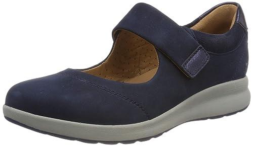 Clarks Un Adorn Strap, Mocasines para Mujer: Amazon.es: Zapatos y complementos