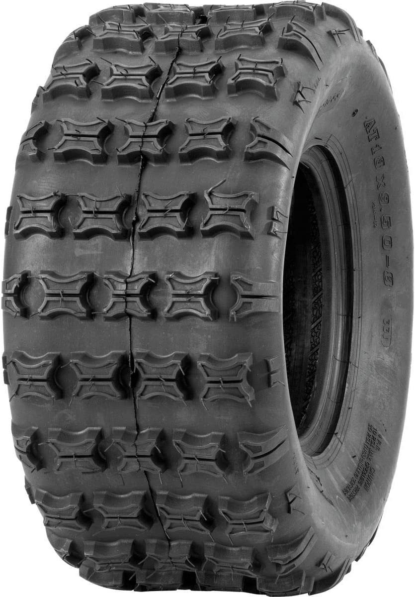 Quadboss QBT733 Tire Rear // 18x9.5-8