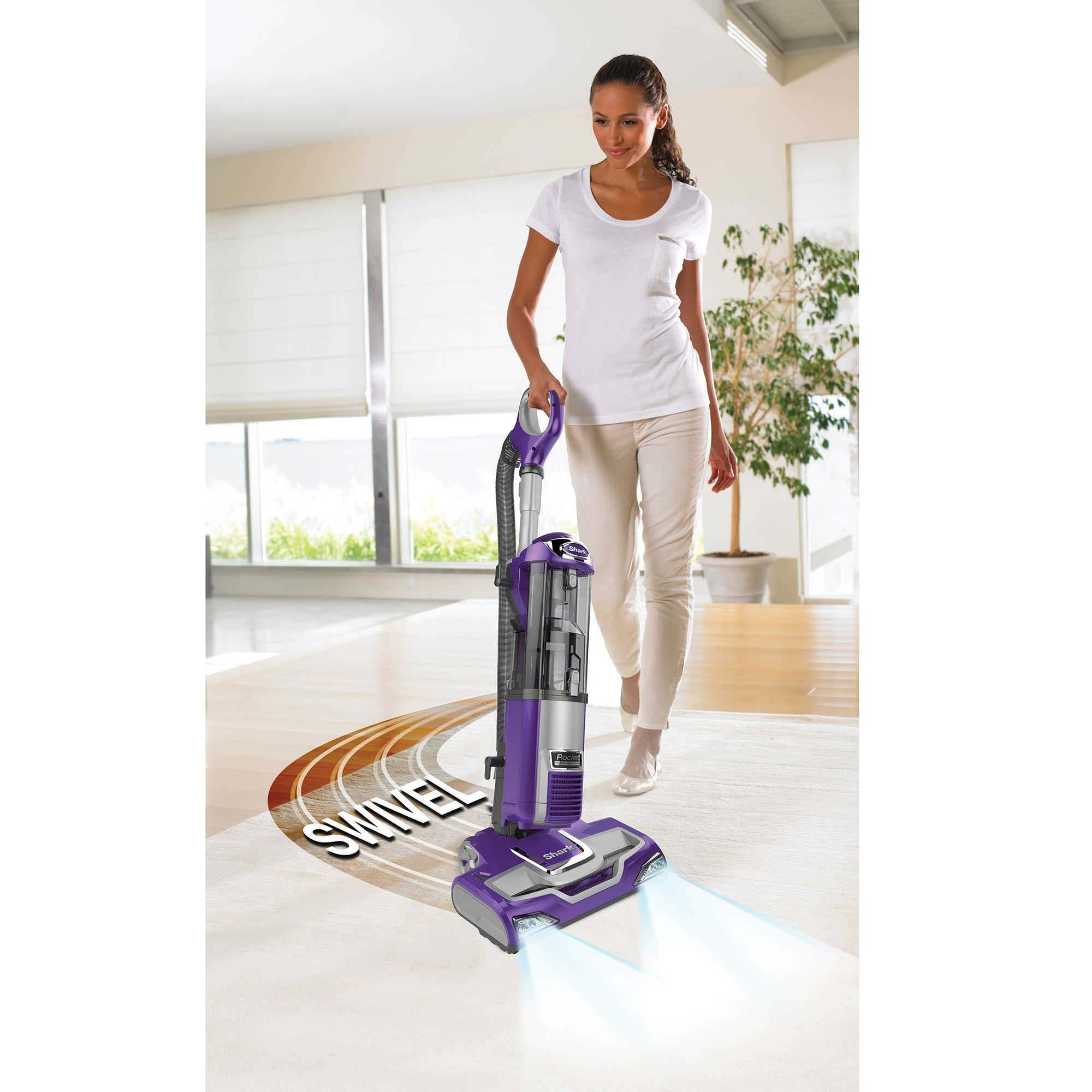 Shark Rocket Professional Performance Plus Upright Vacuum, (Certified Refurbished) | NV470 by SharkNinja (Image #2)