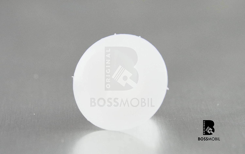 5 mm Menge 10 St/ück Original BOSSMOBIL kompatibel mit SEITENSCHUTZLEISTEN BEFESTIGUNG KLIPS PARTNER BERLINGO PICASSO XANTIA XSARA #NEU# 18 X 13 X 8