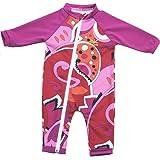 Nozone Tahiti Full Zip Sun Protective Baby Swimsuit