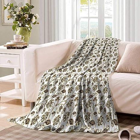 9fe243ea33 Amazon.com  Asianblanket Throw blanketDoodle Style Ethnic Arabic ...
