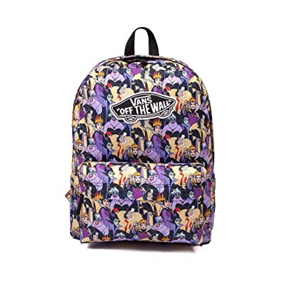 7c891155687 Vans girls G DISNEY BACKPACK Realm Villainess Backpack: Amazon.co.uk: Shoes  & Bags