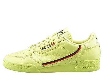 adidas Herren Continental 80 Fitnessschuhe, weiß, Unknown
