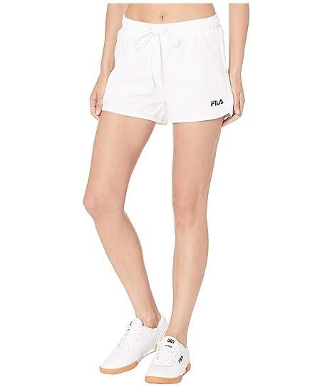 Buy Fila Women's Follie Shorts White