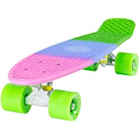 "LAND SURFER Cruiser Skateboard 22"" Inch with Carry Bag by bopster"