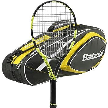 Babolat Pure Aero Raqueta de Tenis - 2016 AeroPro Drive con ...