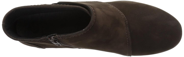 CLARKS Women's Caddell Rush Boot B01MR3M73Z 12 N US|Brown