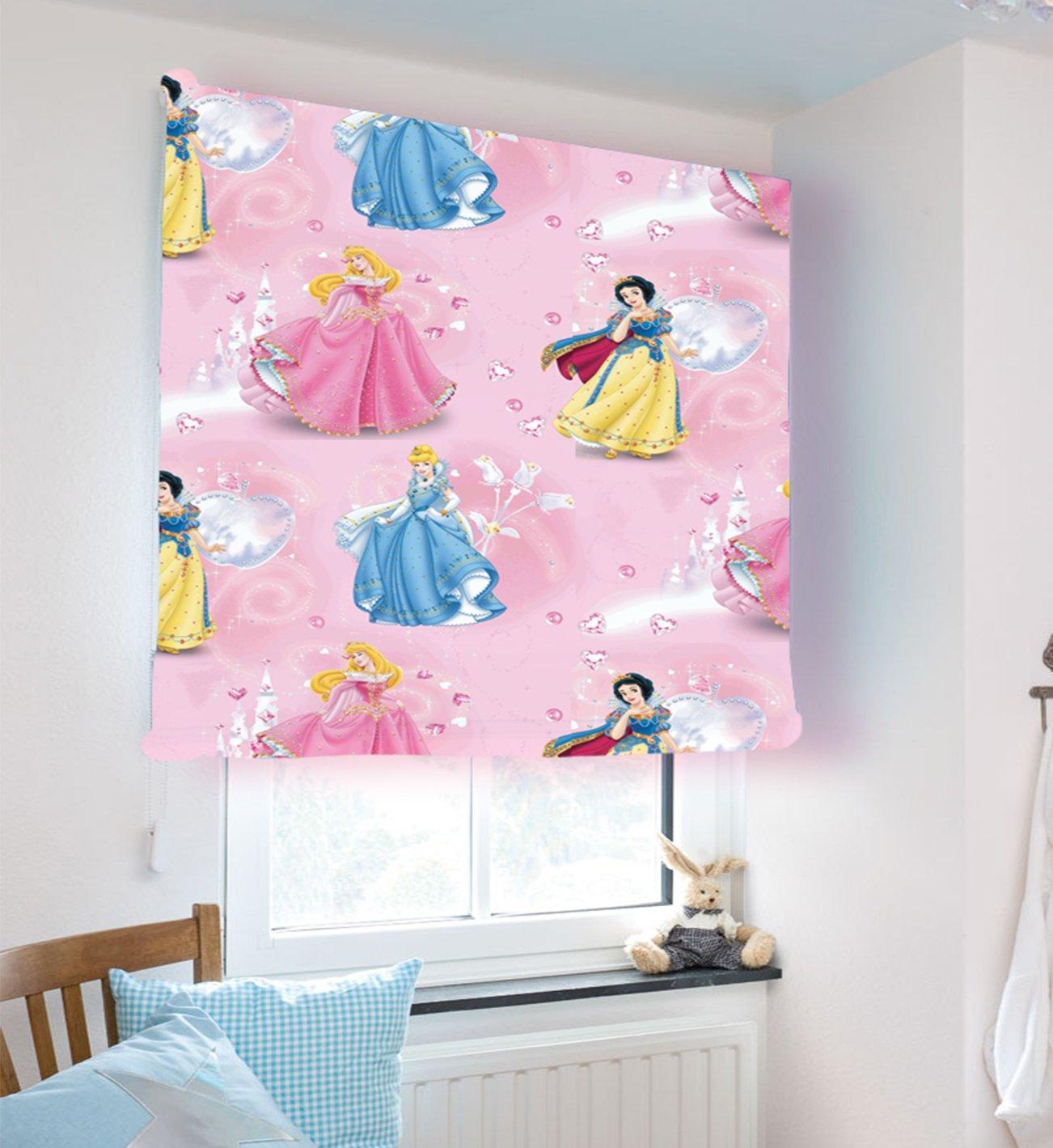 Amazon.de: Kinderzimmer/Spielzimmer, pink\'s princess-disney pixar ...