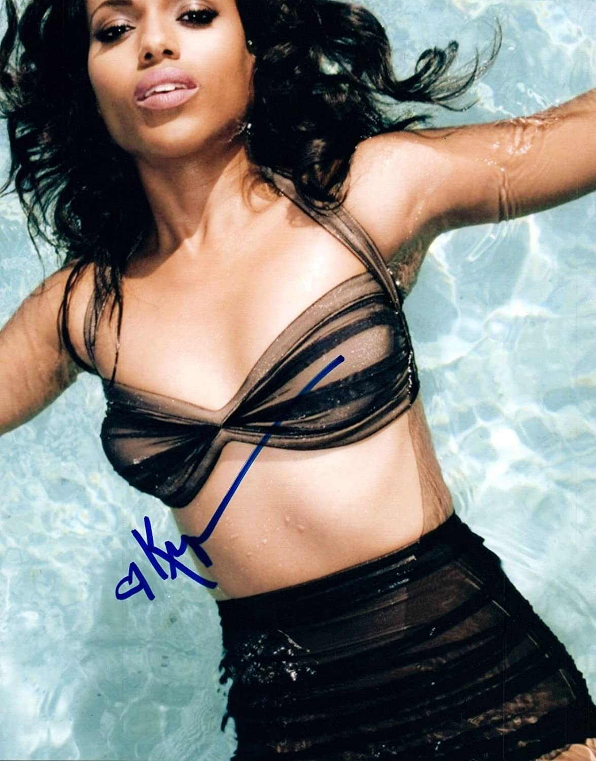 Kerry Washington Signed Autographed 8x10 Photo Hot Sexy Scandal COA VD at  Amazon's Entertainment Collectibles Store