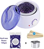 Jini Collection® Pro Wax 100 Warmer Hot Wax Heater for Hard, Strip and Paraffin Waxing
