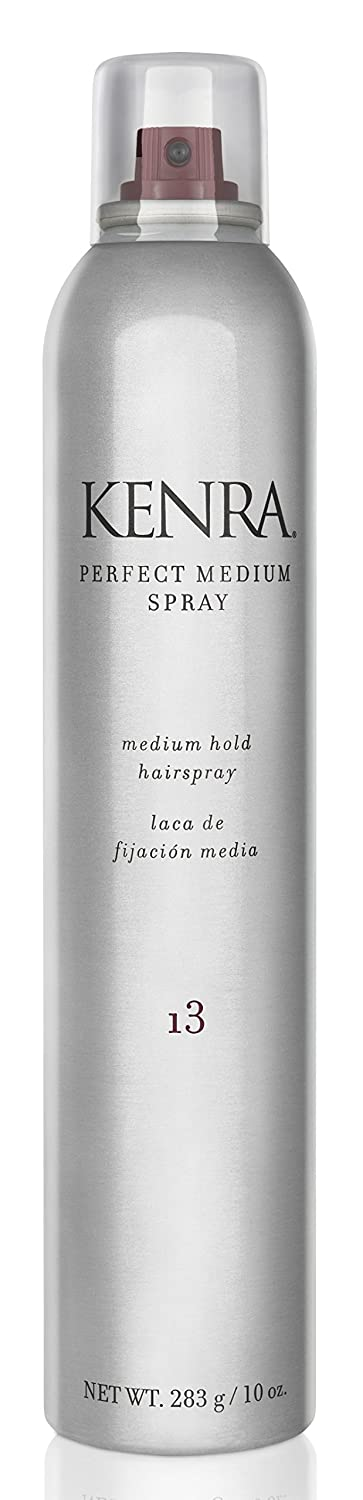 Amazon.com : Kenra Perfect Medium Spray #13, 55% VOC, 10-Ounce (2-Pack) : Beauty