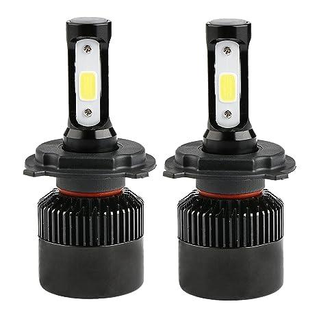 Bombillas LED para focos delanteros de coche, H1, H4, H7, 110 W