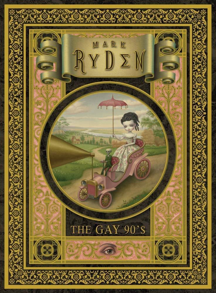 The Gay 90's: A portfolio: 24 plates (Microportfolio Band 7)