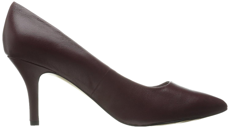 Bella Vita 12 Women's Define Dress Pump B00ZICIYRQ 12 Vita XW US|Burgundy Leather b79499