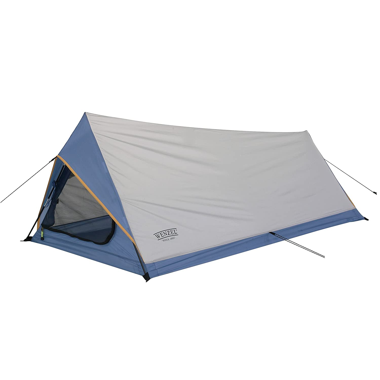 Wenzel Current 2-Person Tent. A lightweight ...  sc 1 st  expertbackpacker.com & Best Backpacking Tent Under 50 Dollars | expertbackpacker.com