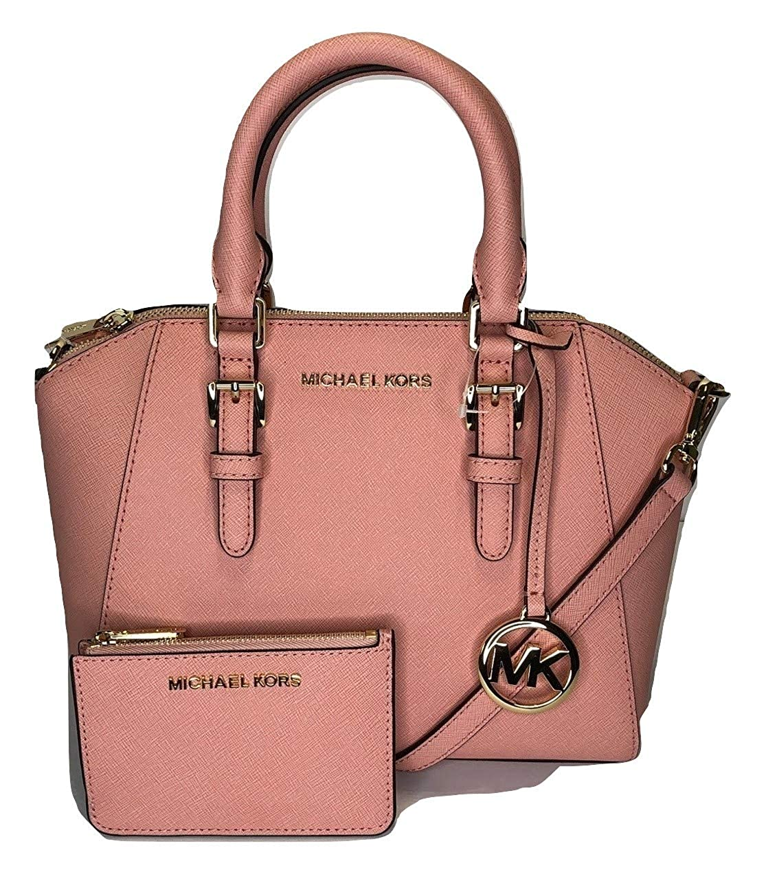 MICHAEL Michael Kors Ciara MD Messenger bundled with Jet Set
