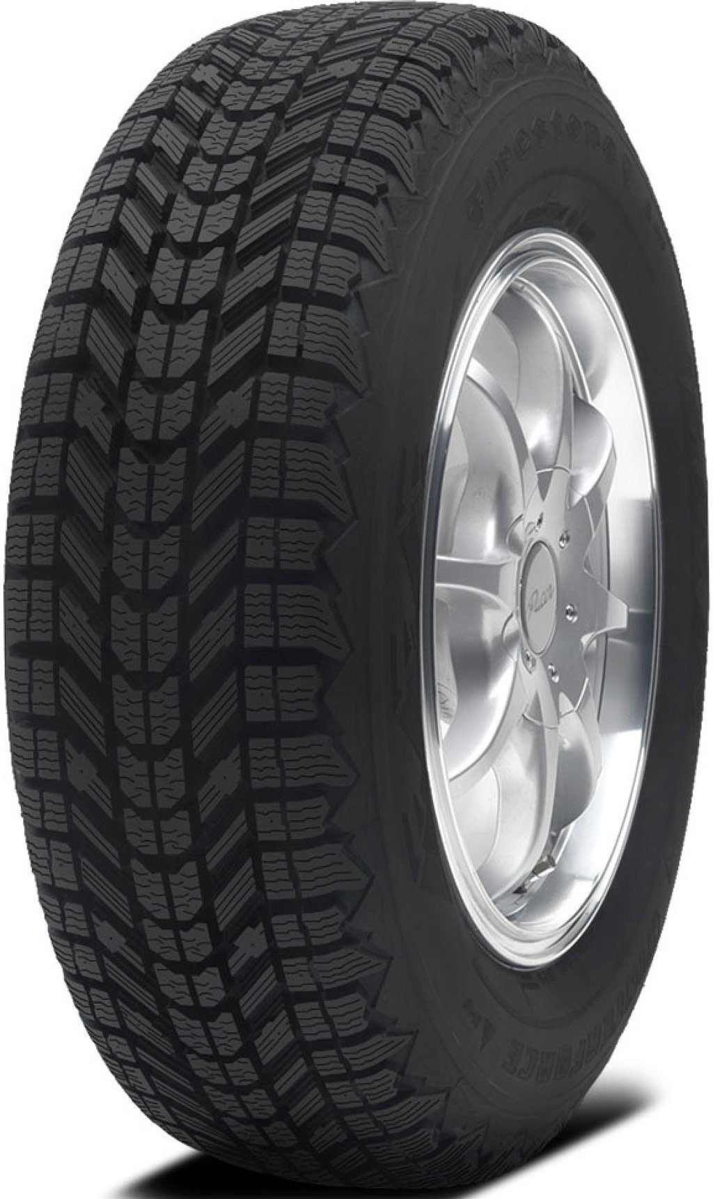 Firestone Winterforce Winter Radial Tire - 225/50R16 91S
