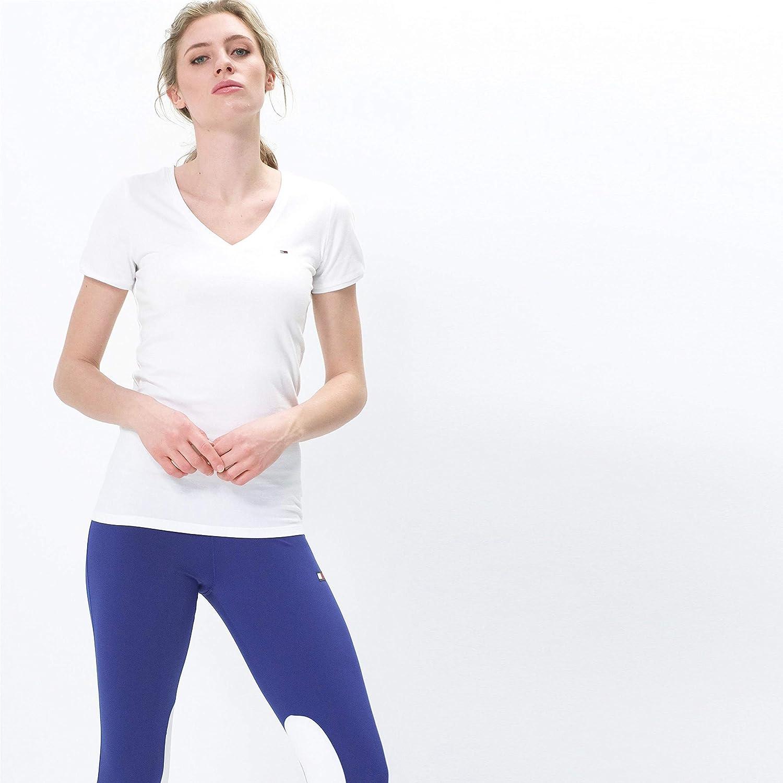 Tommy Hilfiger Tjw Shortsleeve Stretch tee Camiseta para Mujer