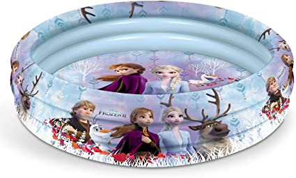 Amazon.com: Disney Frozen 3 anillos 39.4 inch piscina by ...