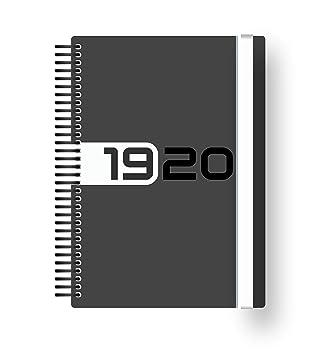 Collins Delta 2019-2020 - Agenda (A5, vista semanal), color ...