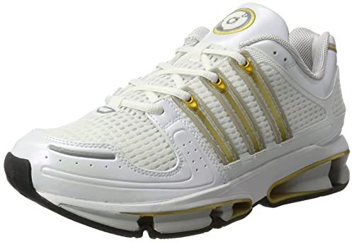 info for 80271 6bfa0 adidas Mens A3 Twinstrike Trainers, Multicolour Footwear WhiteGold  MetallicMatte Silver,