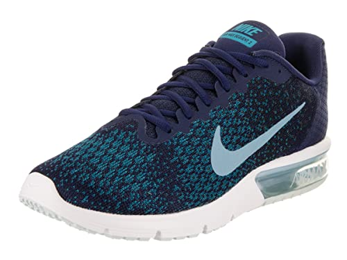 low priced 1ce6c 0c89c Nike Men s Air Max Sequent 2 Running Shoes  Amazon.co.uk  Shoes   Bags
