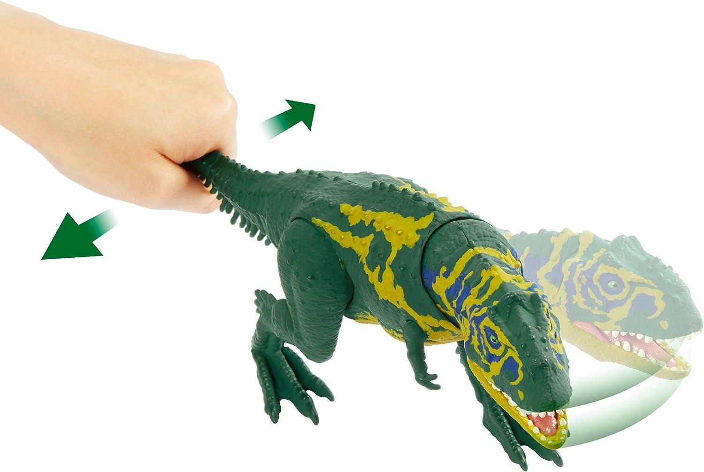 Jurassic World Sound Strike Majungasaurus