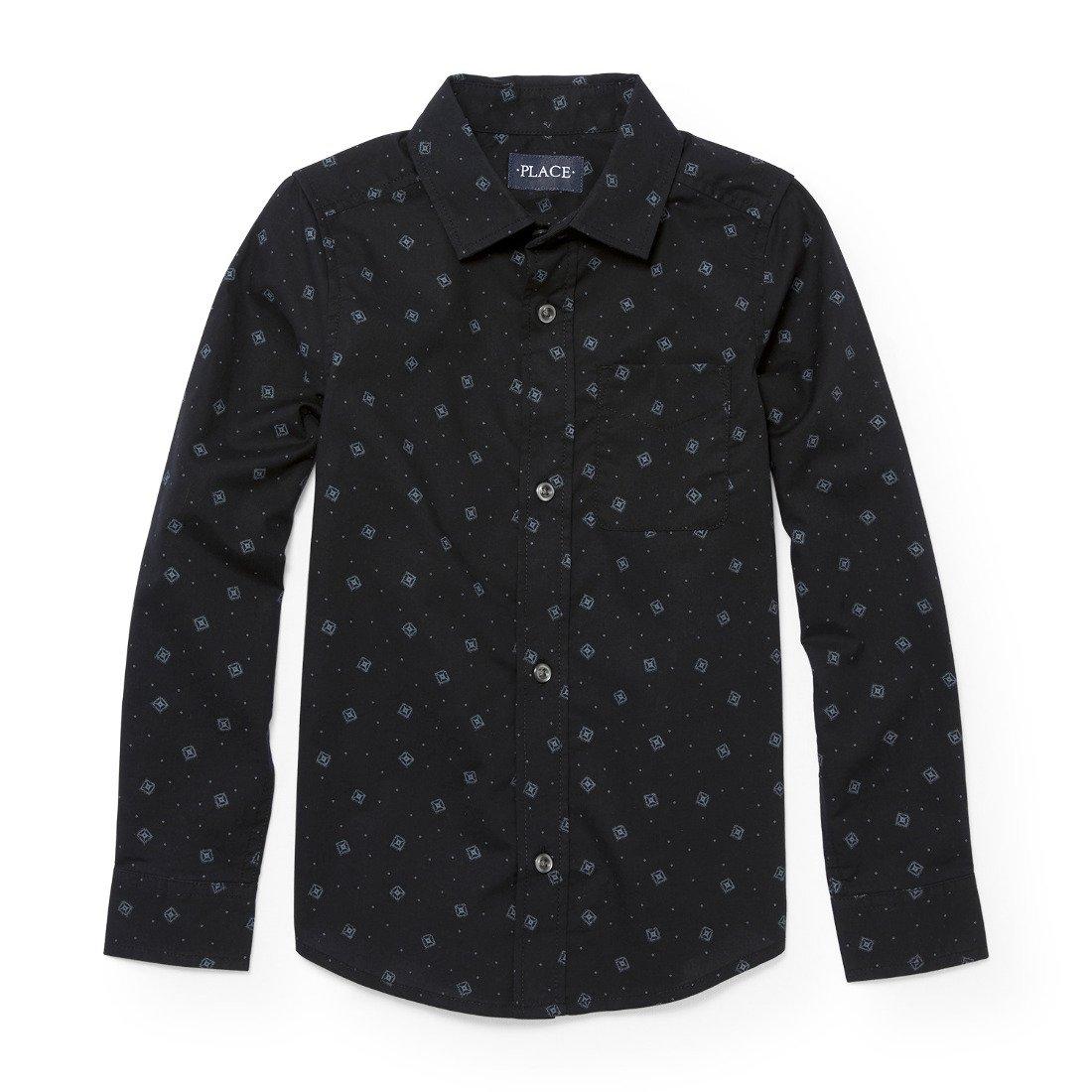 The Children's Place Boys' Dress Shirt 3 2088190