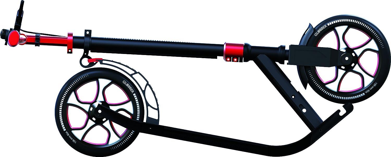 Amazon.com : Globber One Nl 230 Ultimate 479-100 Titanium ...